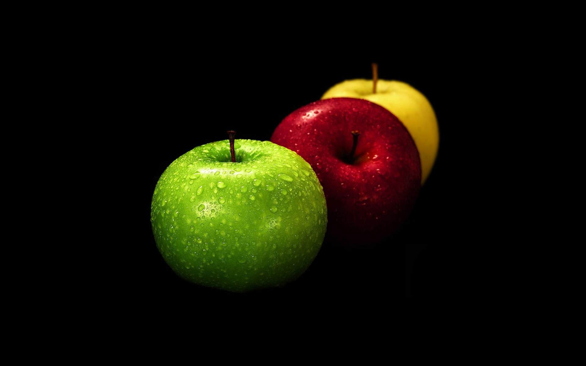 Perfect Red Yellow and Green Apple's 1920 x 1200 · 183 kB · jpeg