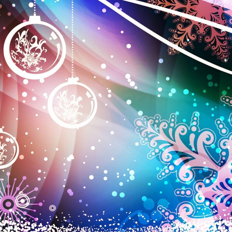 Christmas iPad Wallpaper 19
