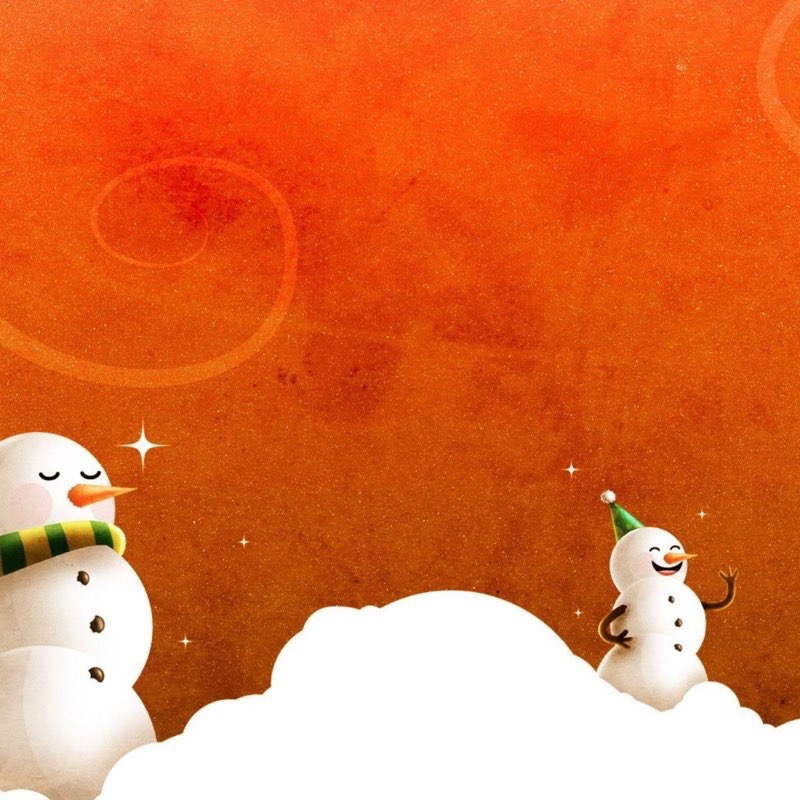 Christmas iPad Wallpaper 4
