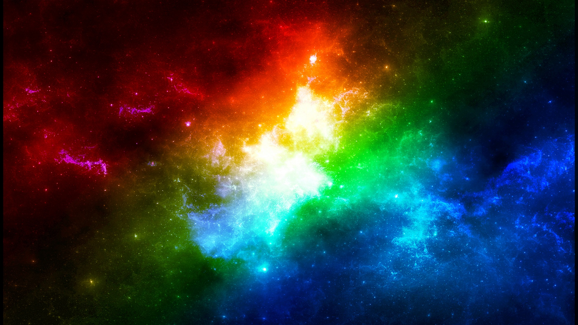 colorful nebula iphone wallpaper - photo #17