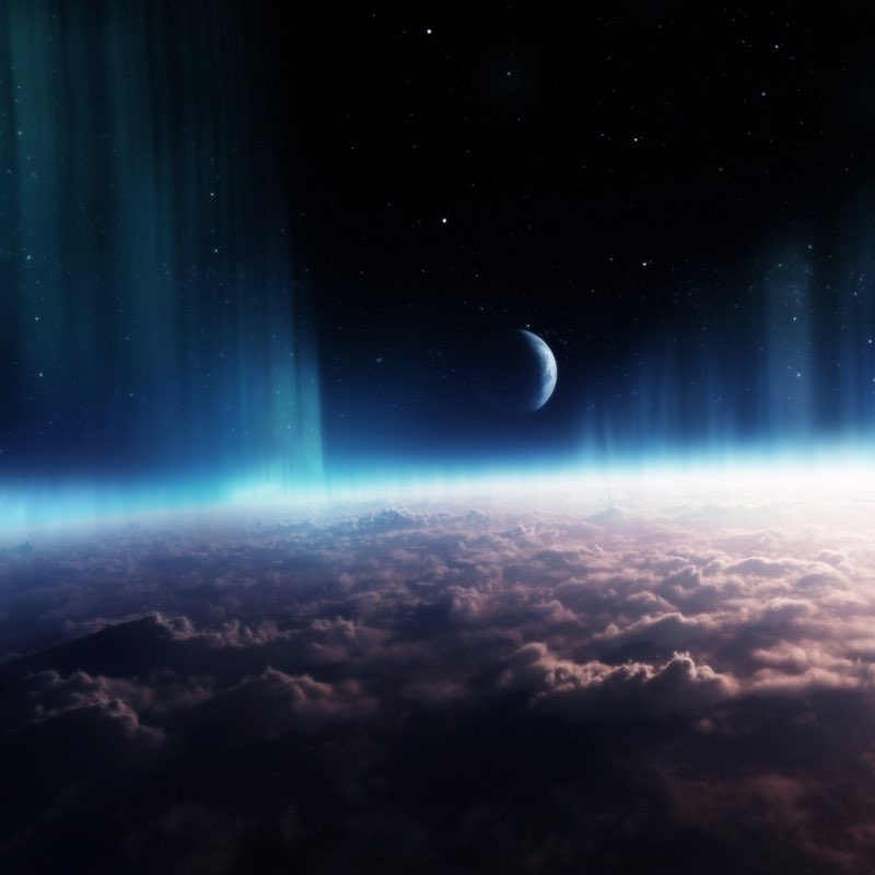 30HdSpaceIpadWallpapers