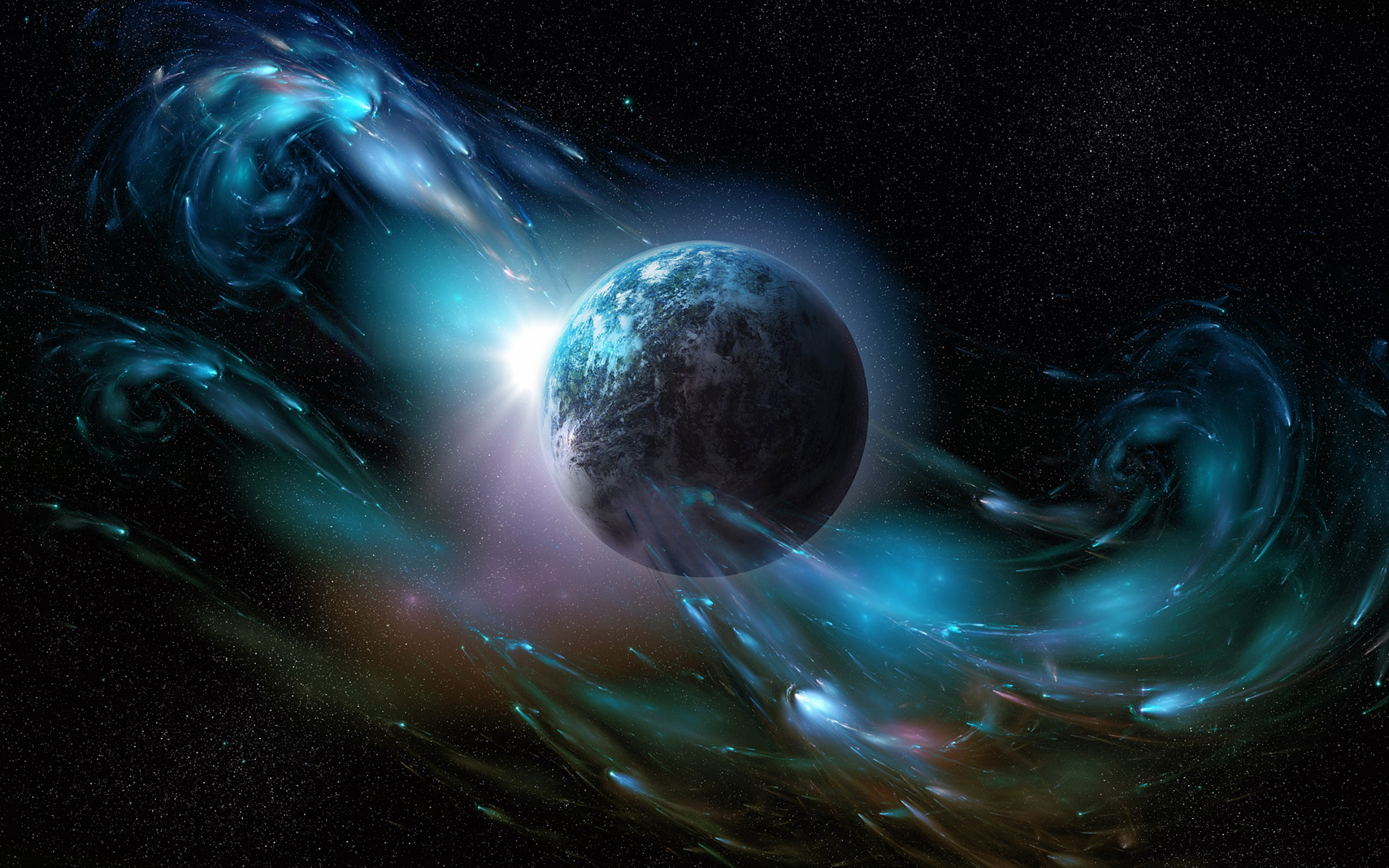 30 super hd space wallpapers for Outer space planets