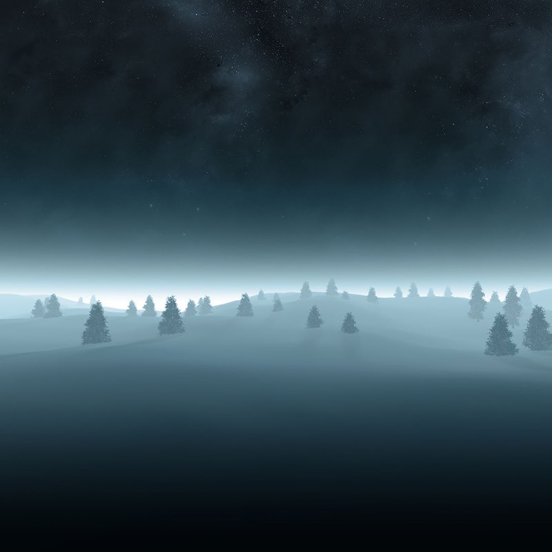 Winter iPad Wallpaper 2