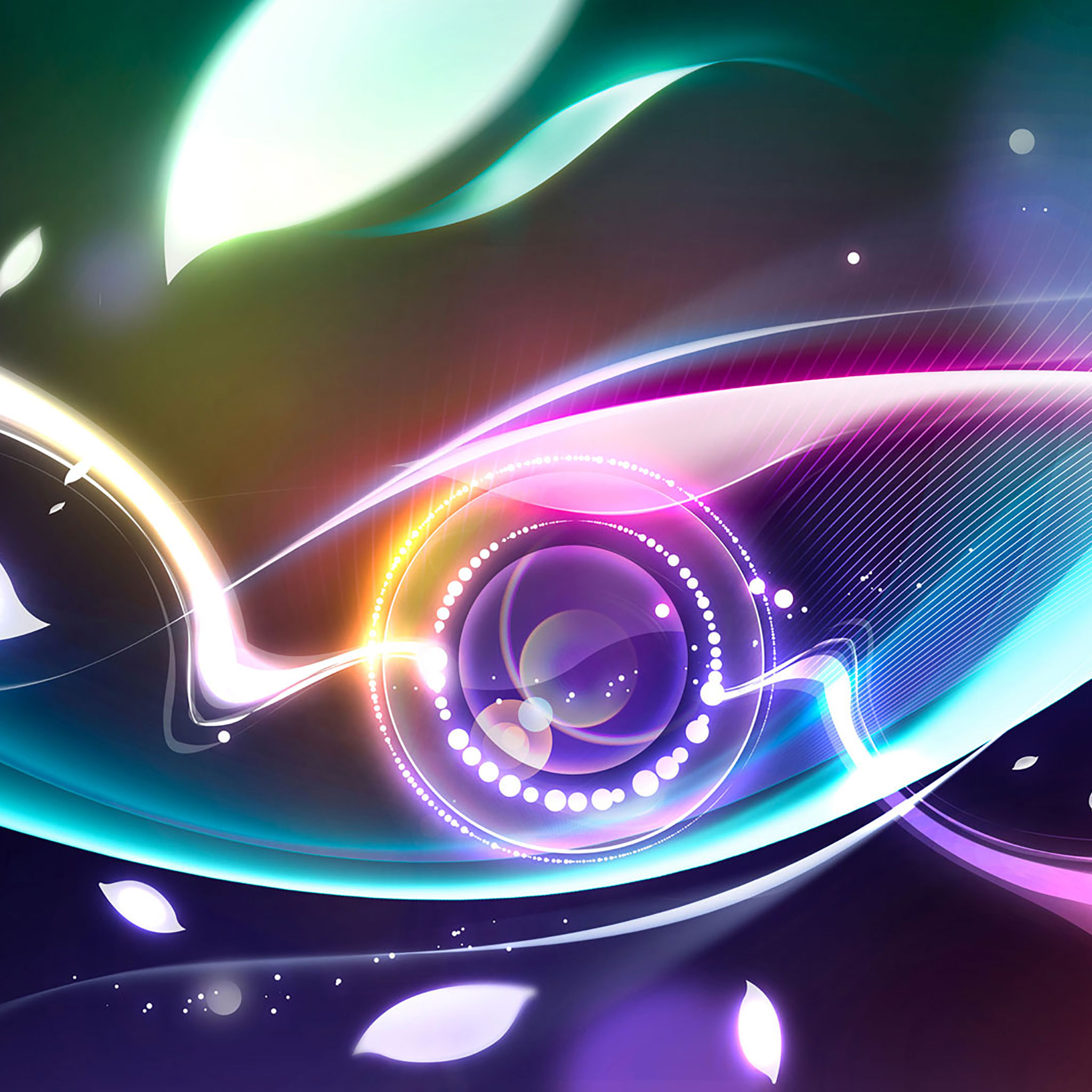 75 HD Abstract IPad Backgrounds