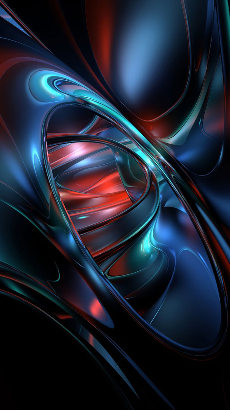 75 HD Abstract iPhone Backgrounds