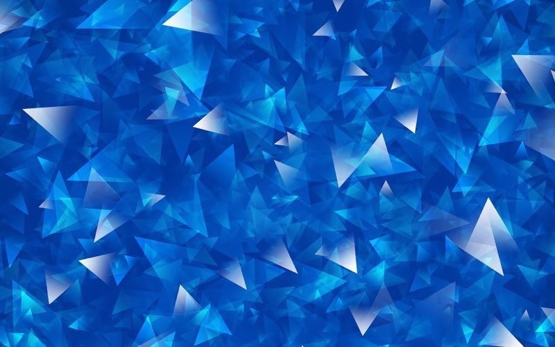 Blue Wallpaper 6