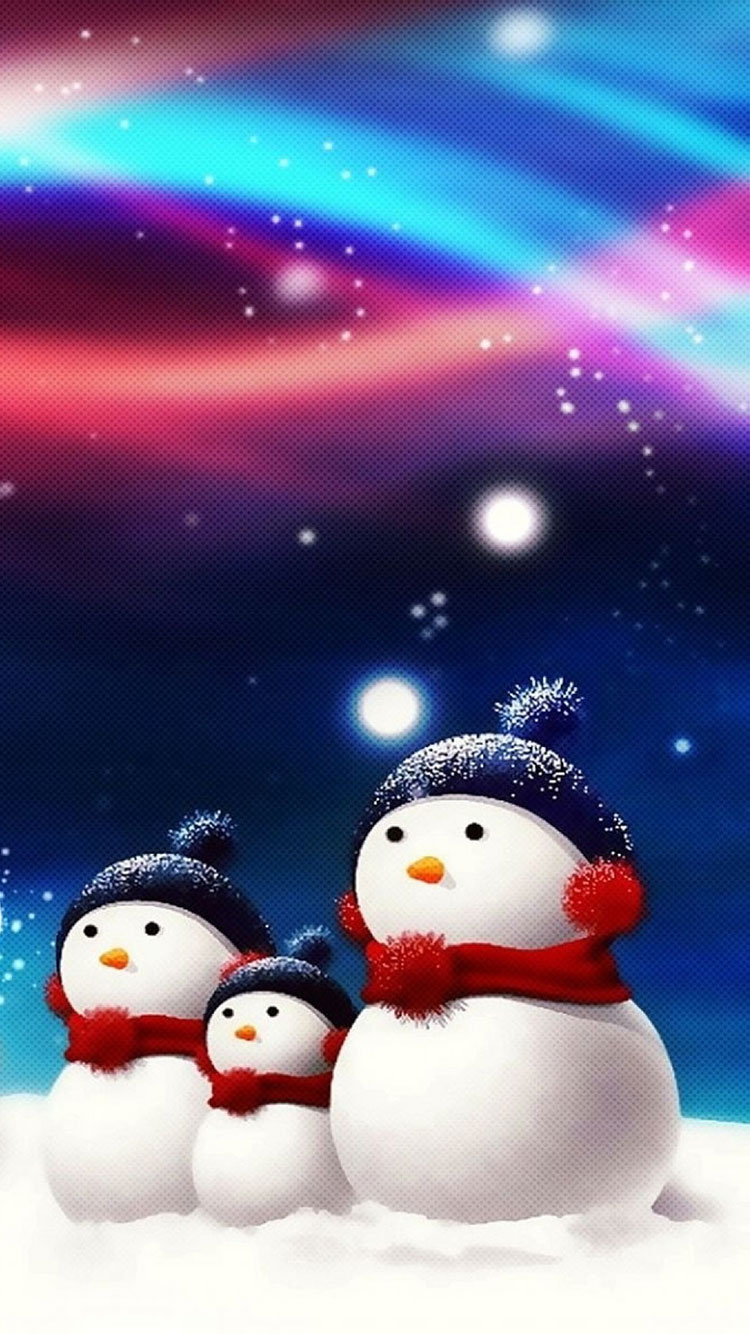 Christmas iPhone Wallpaper 14