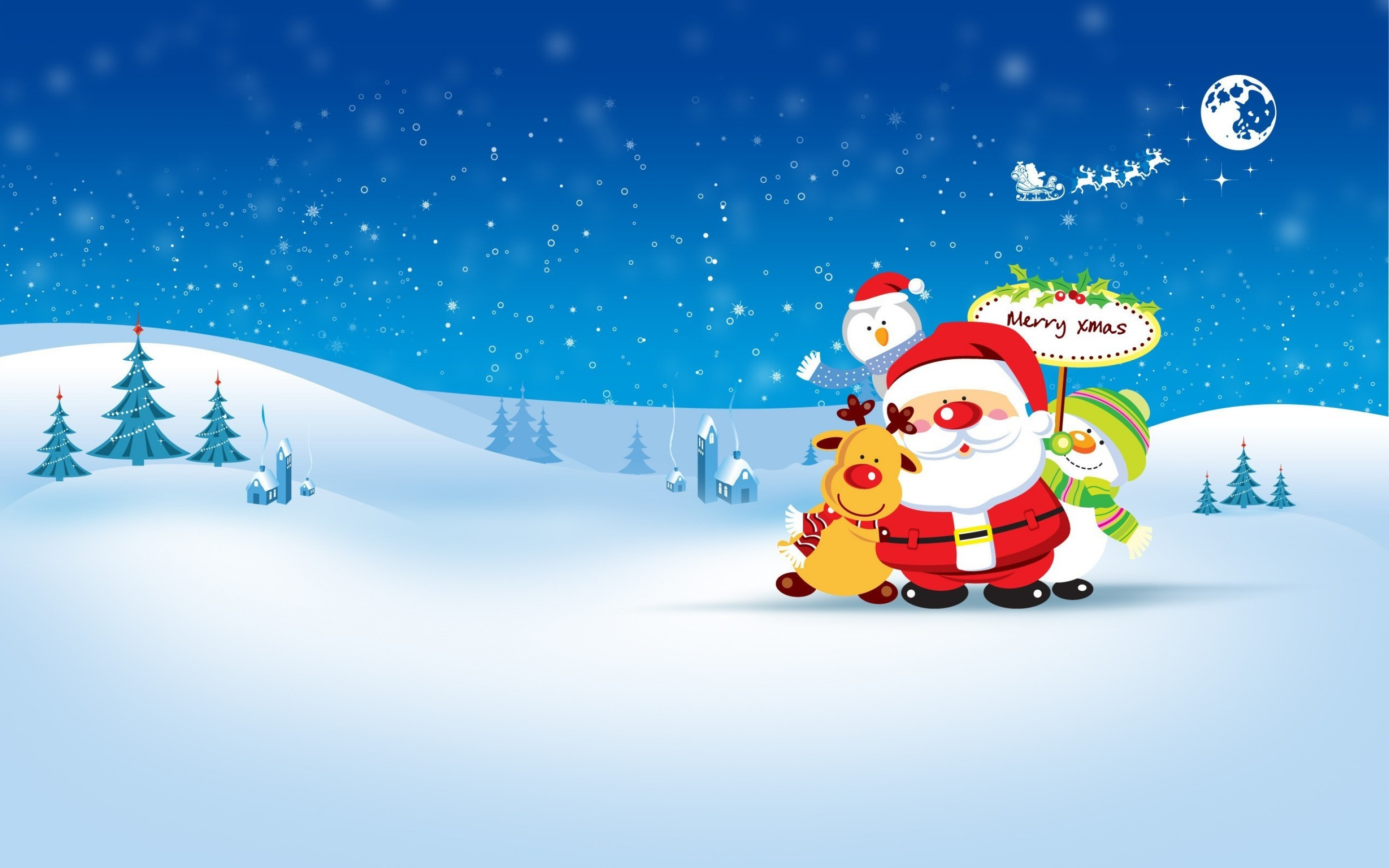 Hd Christmas Wallpaper.25 Super Hd Christmas Wallpapers
