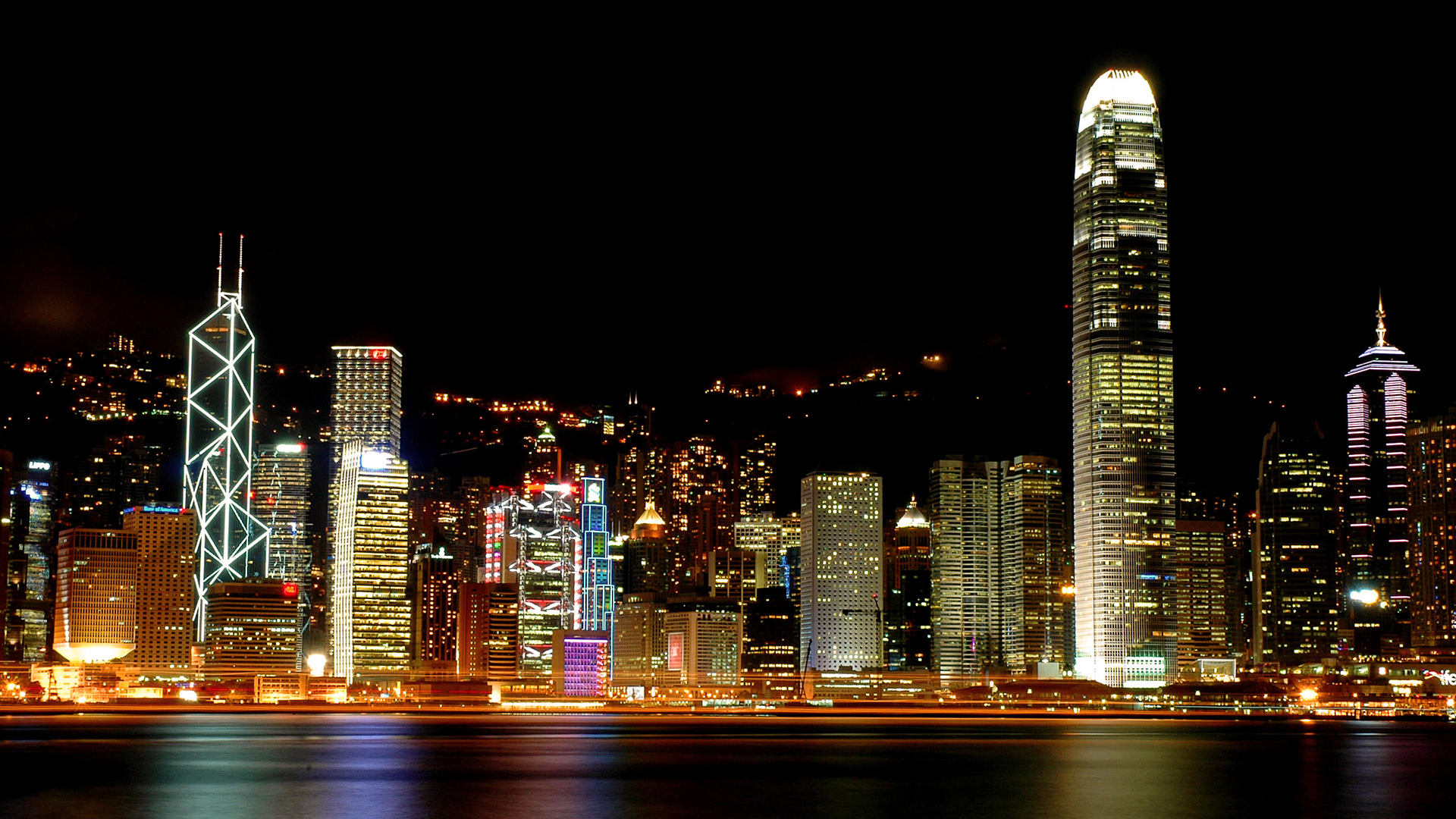 50 Free HD City Wallpapers for City Lights At Night Wallpaper  103wja