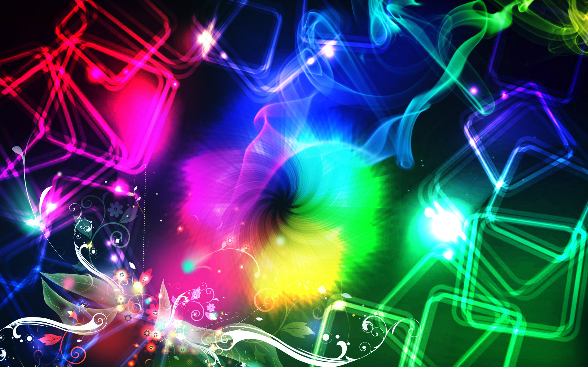35 free colorful backgrounds for New cool images