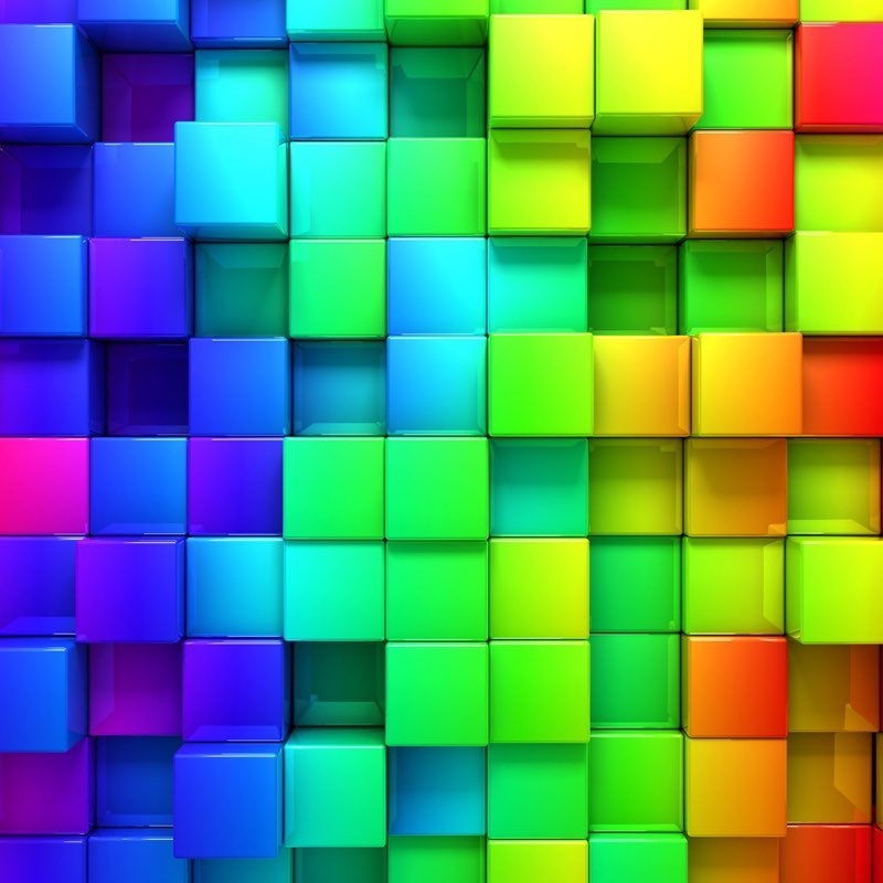 Colorful iPad Background 14