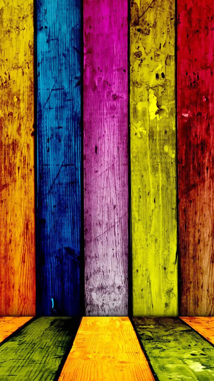 Colorful iPhone Background 1