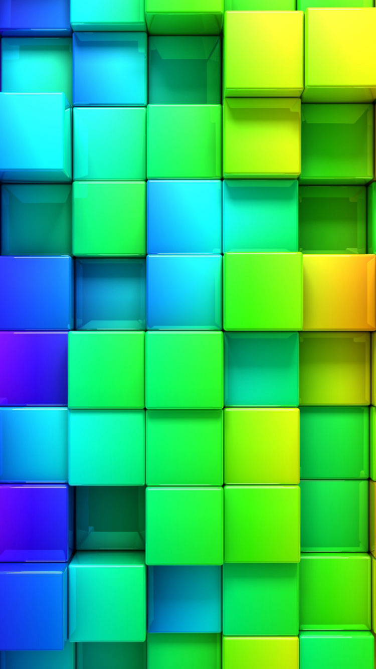 Colorful iPhone Background 14