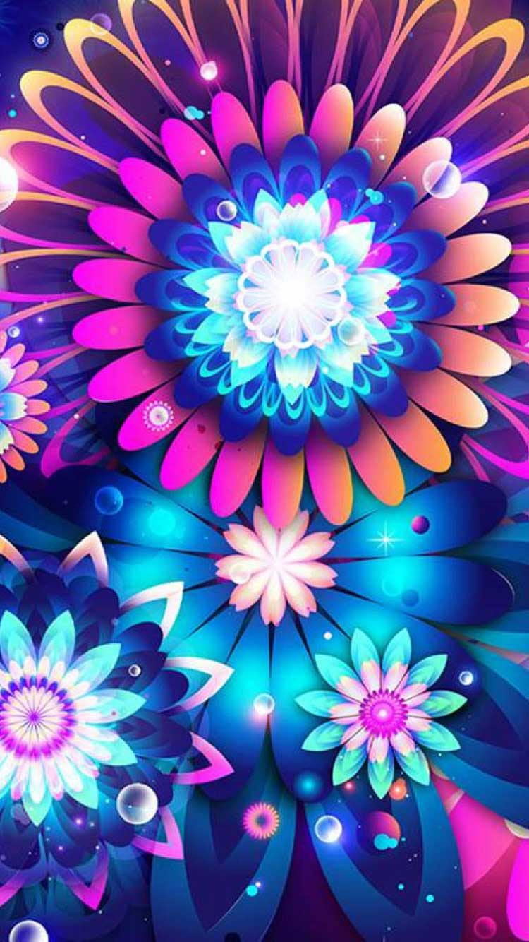 Colorful iPhone Background 22