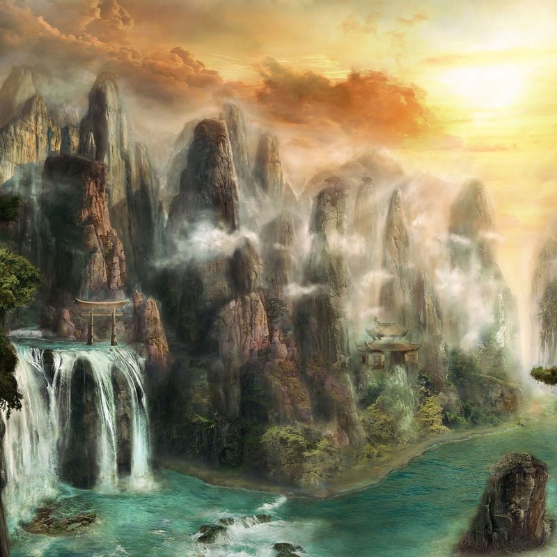 Fantasy iPad Wallpaper 22