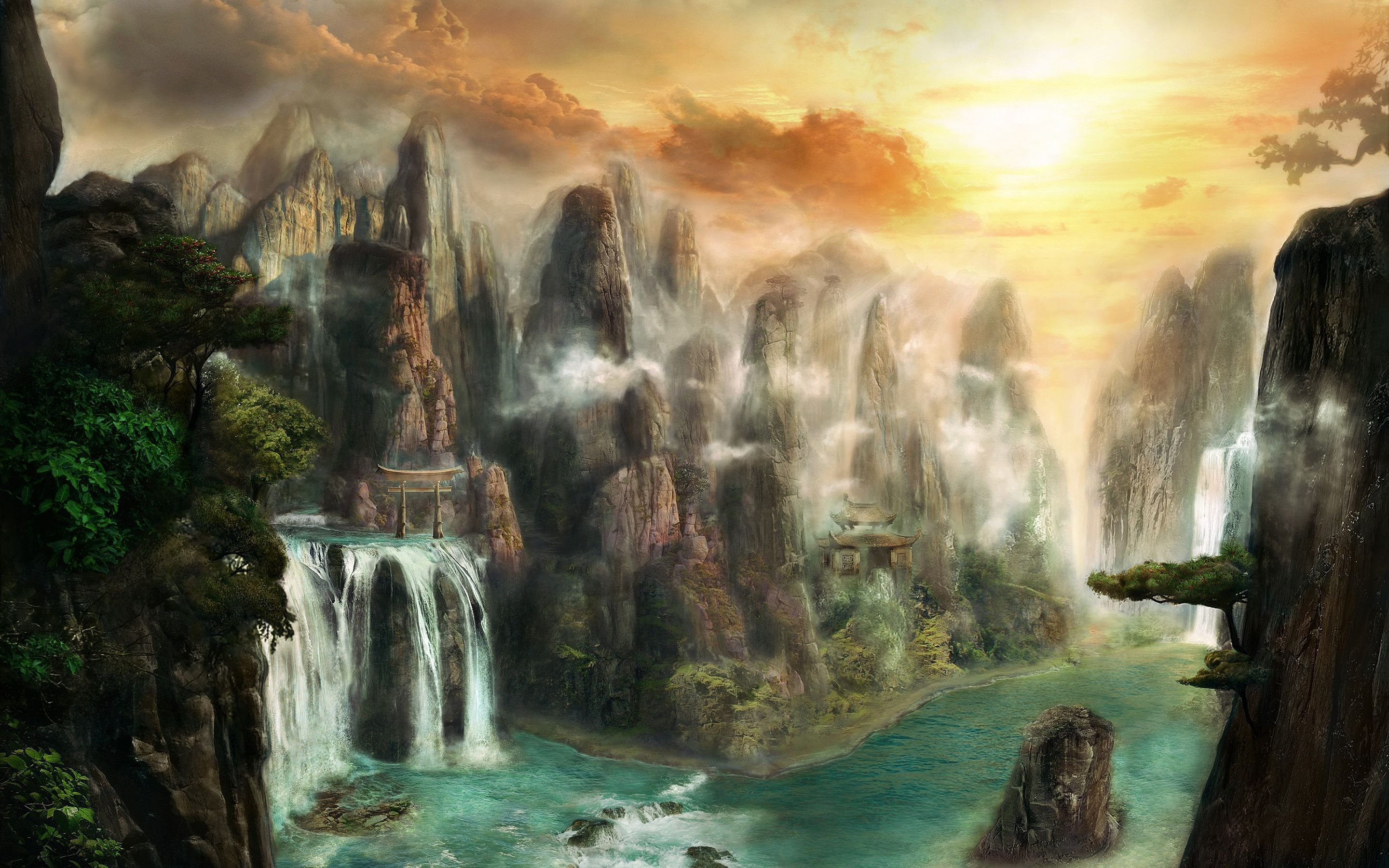 40 stunning hd fantasy wallpapers
