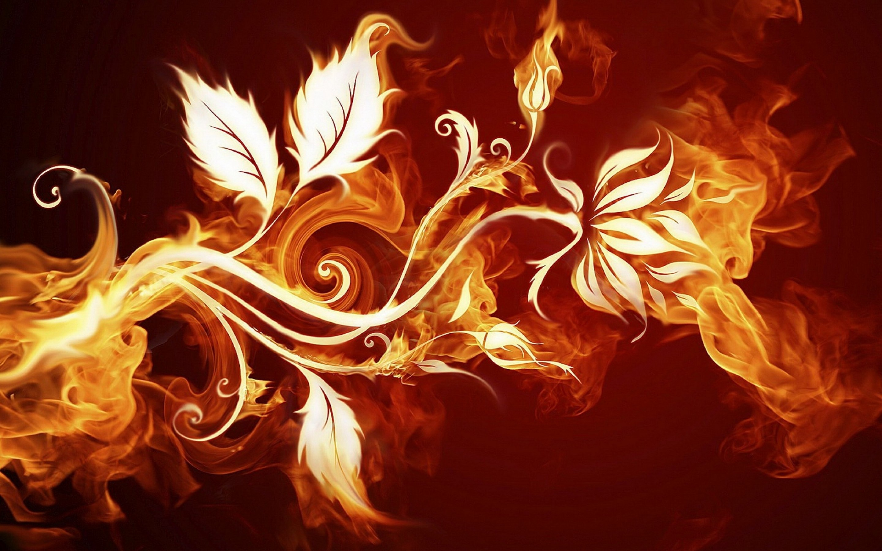 20 fire art wallpapers for New cool images