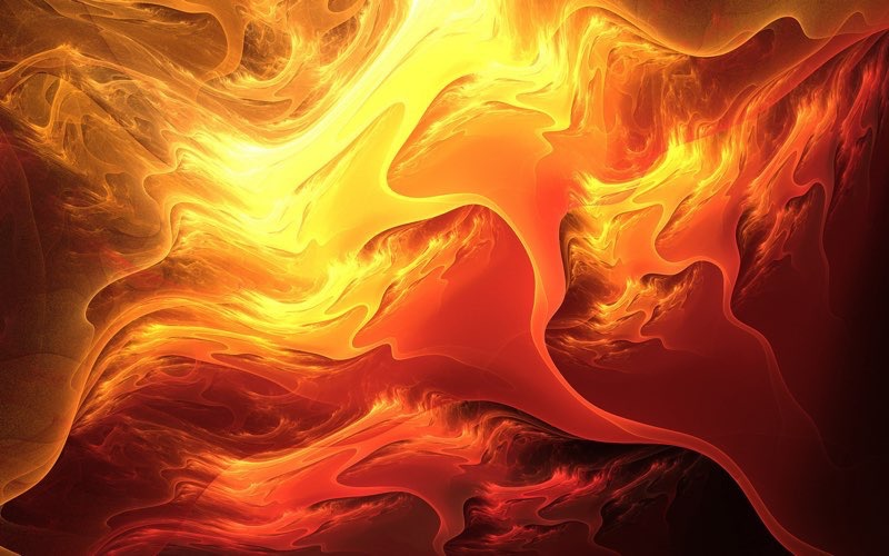 Fire Art Wallpaper 10