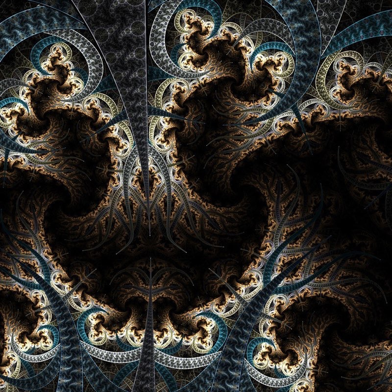 Fractal Art iPad Wallpaper 10