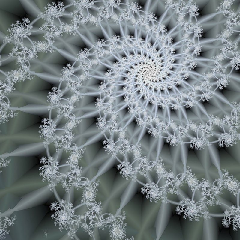 Fractal Art iPad Wallpaper 39