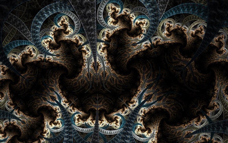 Fractal Art Wallpaper 10