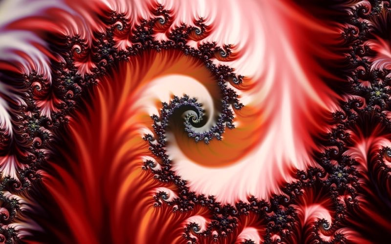 Fractal Art Wallpaper 11