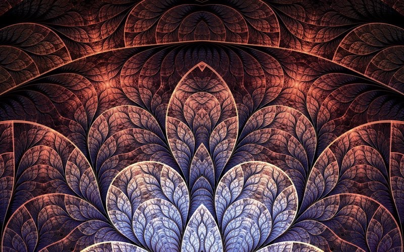 Fractal Art Wallpaper 23