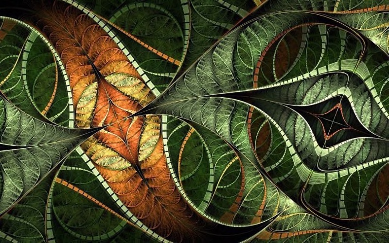 Fractal Art Wallpaper 3