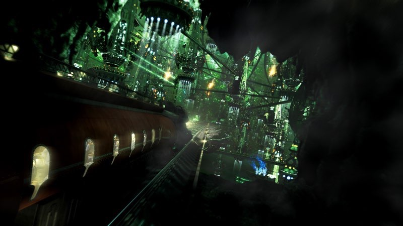 Futuristic City Wallpaper 14
