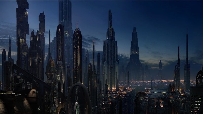 Futuristic City Wallpaper 29