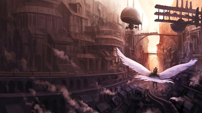 Futuristic City Wallpaper 50