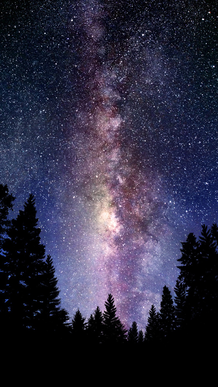 Galaxy iPhone Wallpaper 21
