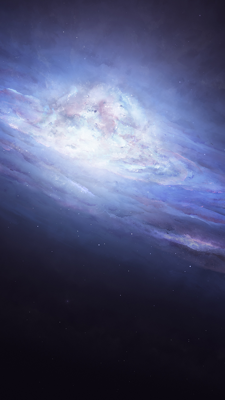 40 Hd Galaxy Iphone Wallpapers