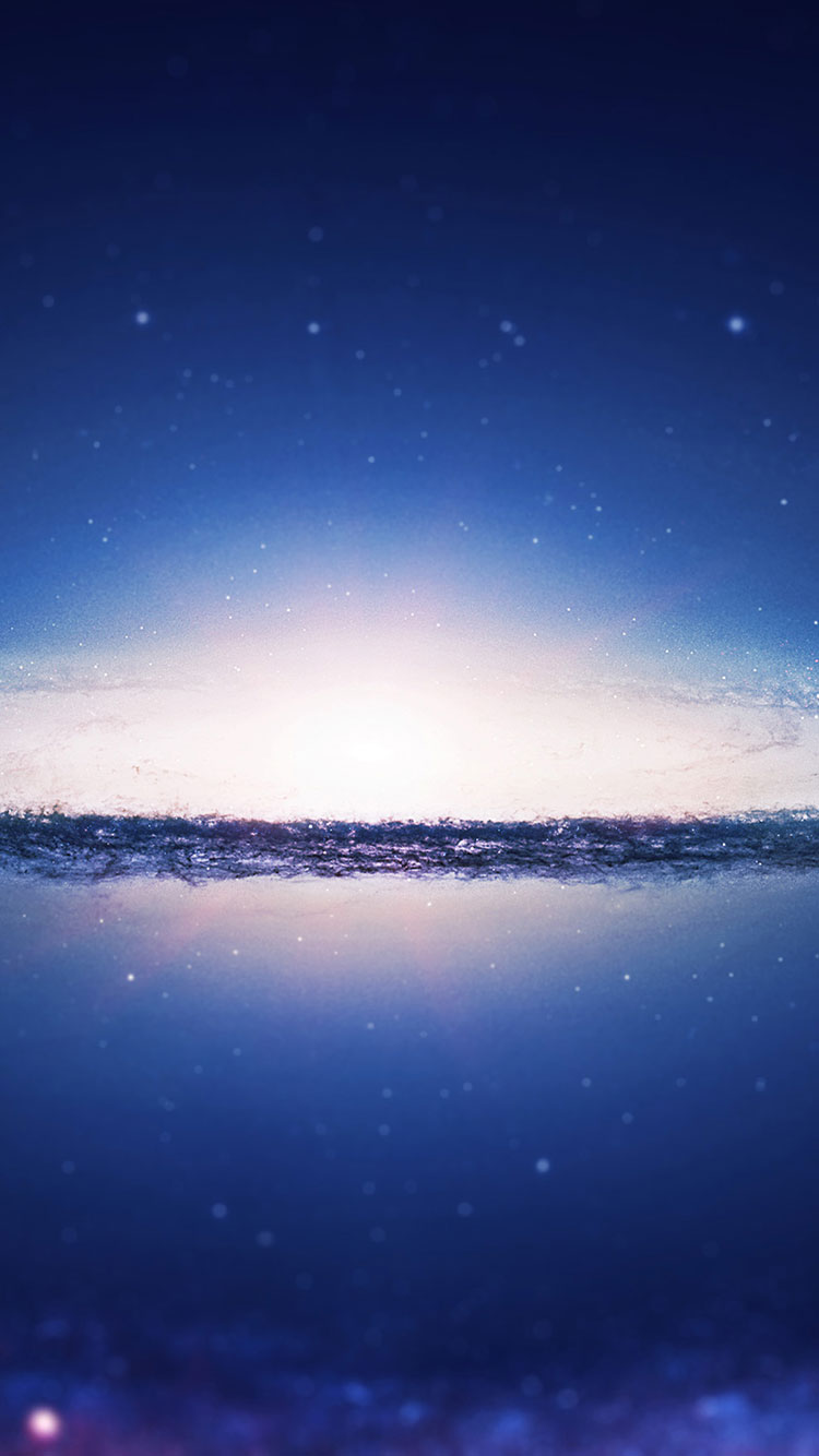 Galaxy iPhone Wallpaper 7