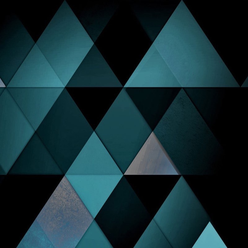 Geometric iPad Wallpaper 6