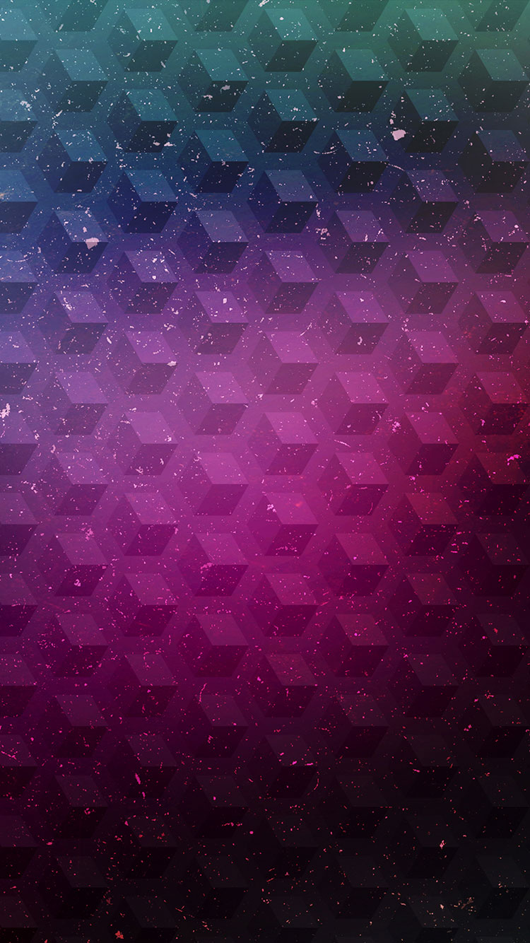 Geometric iPhone Wallpaper 1