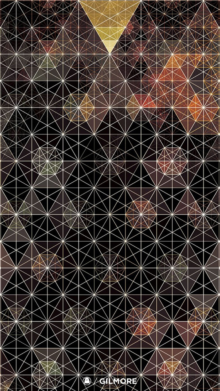 Geometric iPhone Wallpaper 16