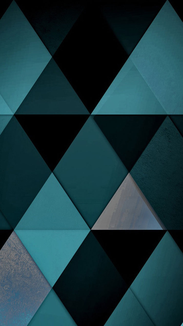 Geometric iPhone Wallpaper 6