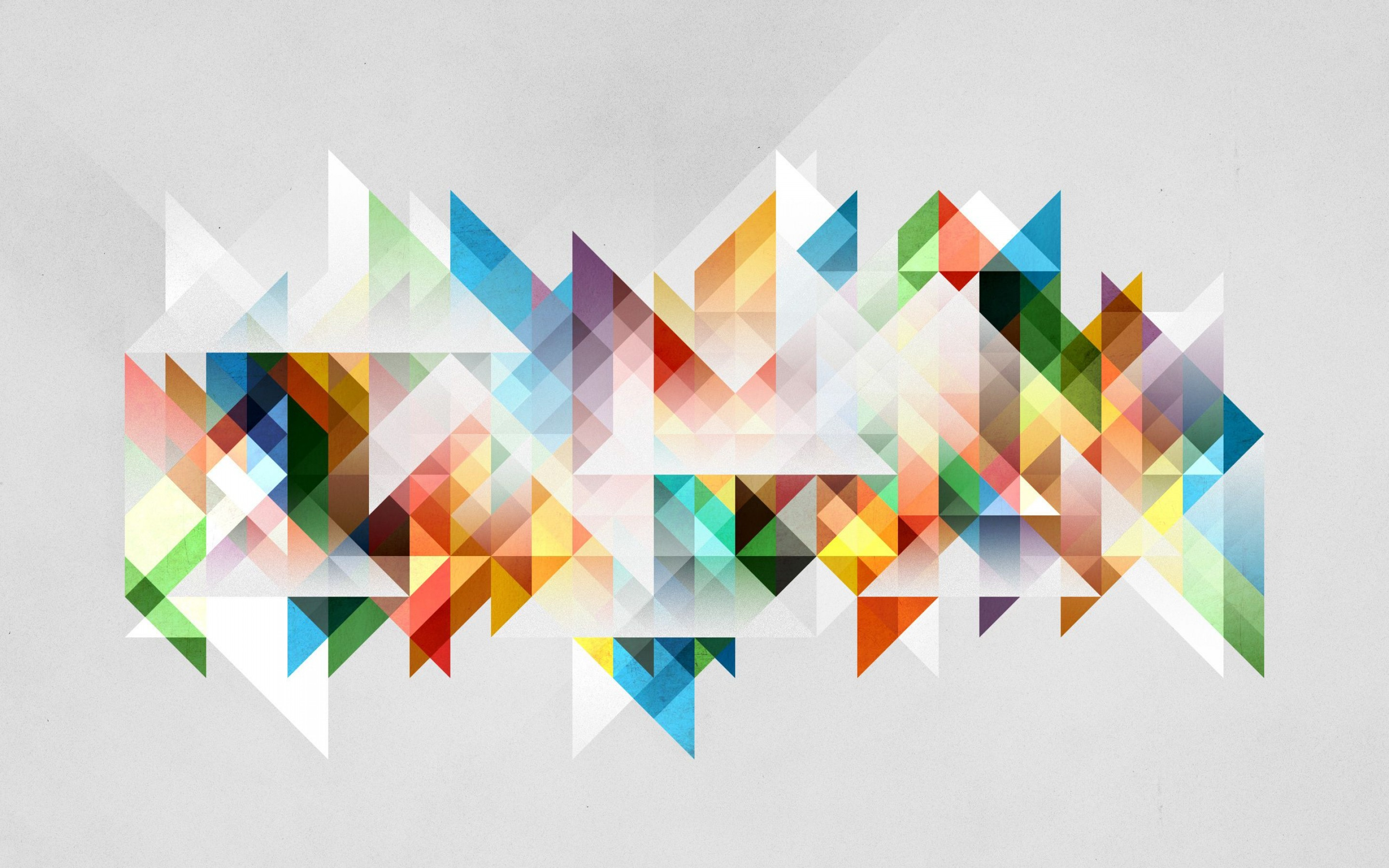 Love Shape Design Wallpaper : 20 HD Geometric Wallpapers