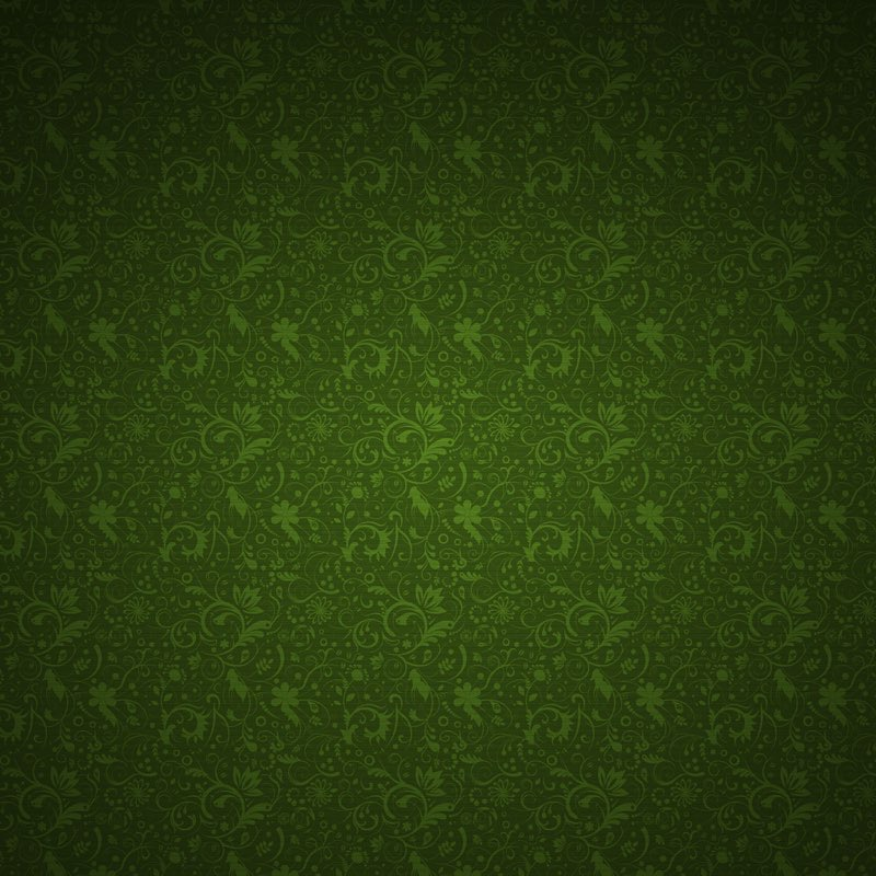 Green iPad Wallpaper 15
