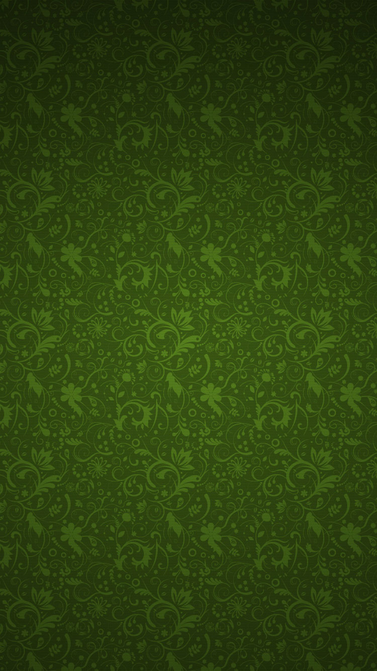 Green iPhone Wallpaper 15