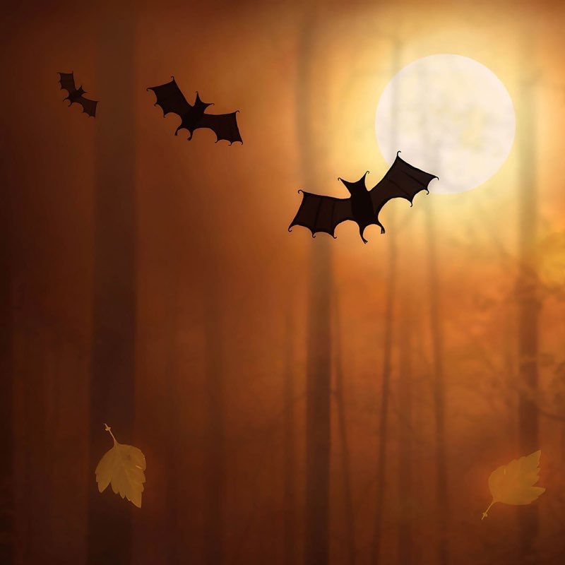 Halloween iPad Wallpaper 10