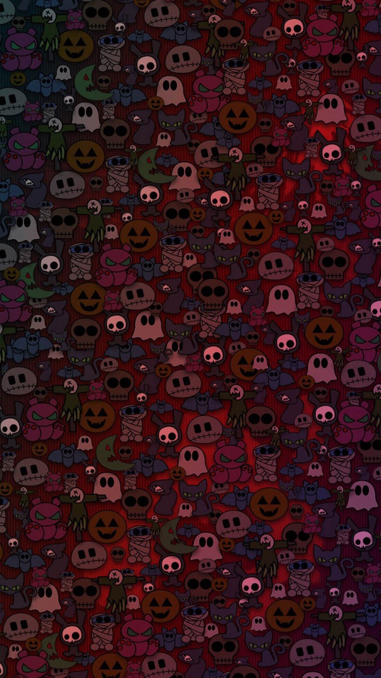 Halloween iPhone Wallpaper 16