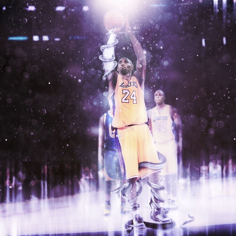 Los Angeles Lakers iPad