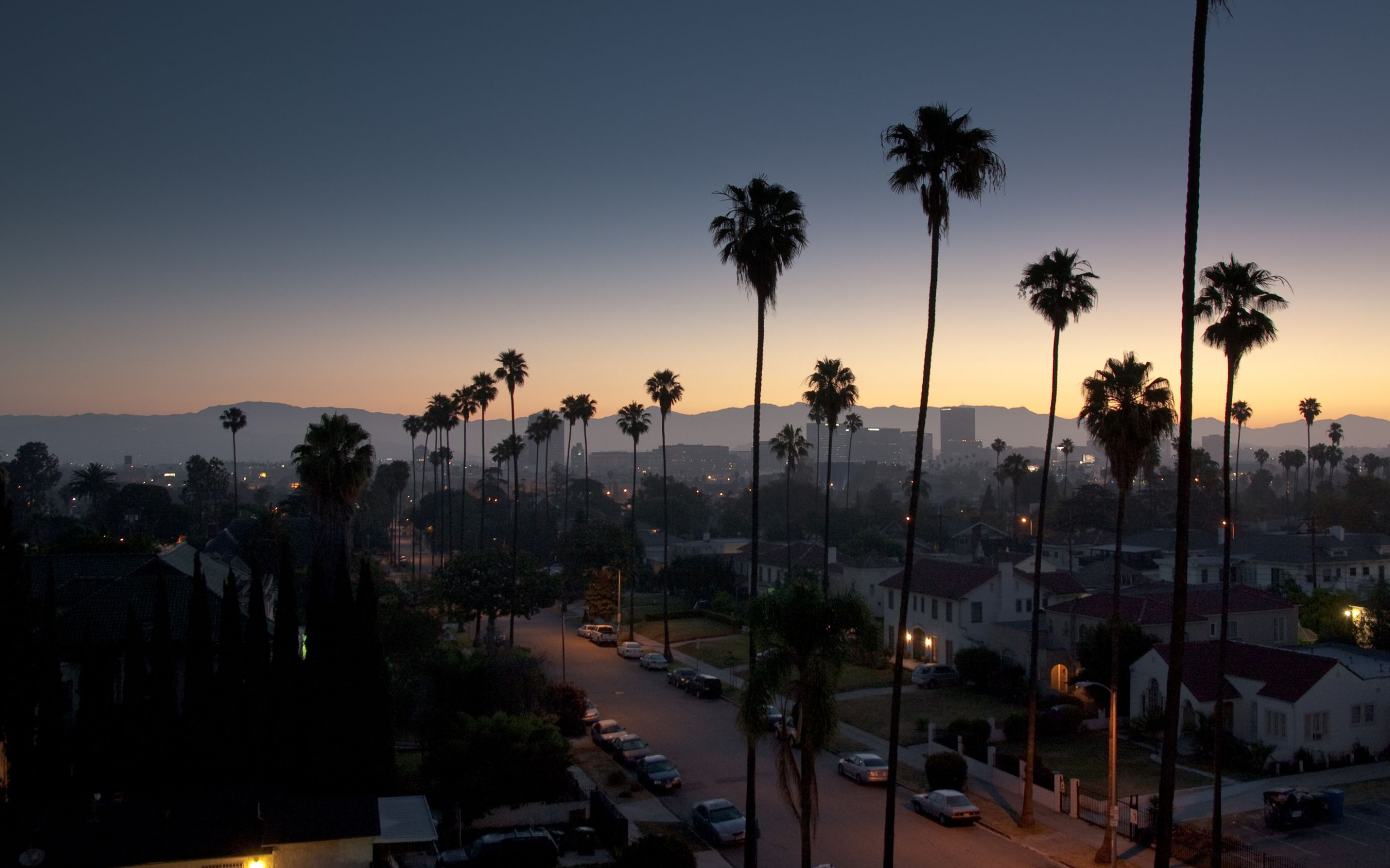 10 hd los angeles wallpapers for In the city of la
