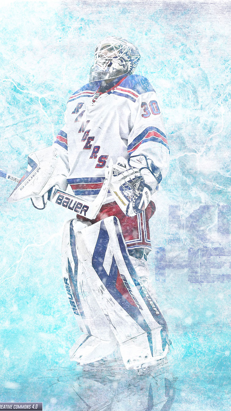 New York Rangers iPhone