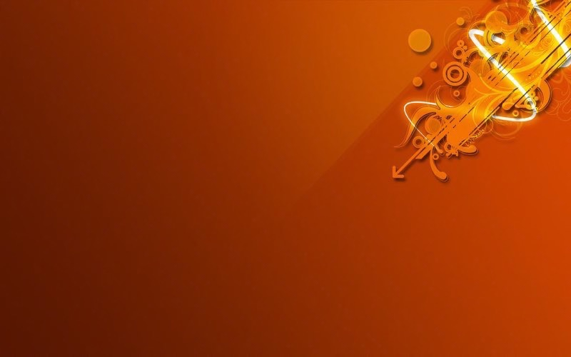 Orange Wallpaper 15
