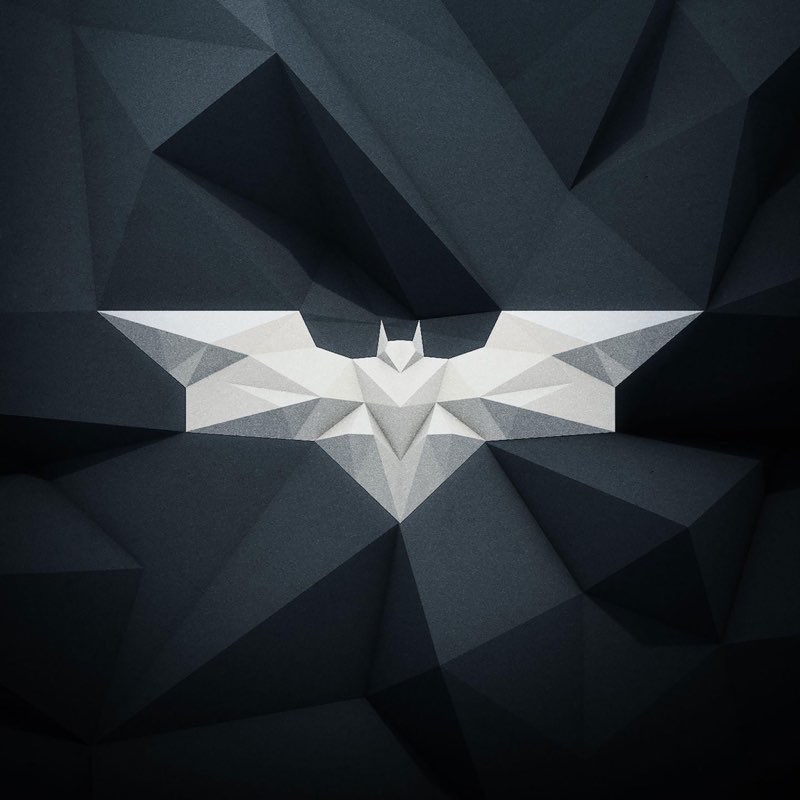 Polygon iPad Wallpaper 24