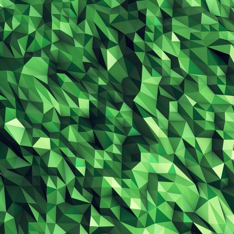 Polygon iPad Wallpaper 9