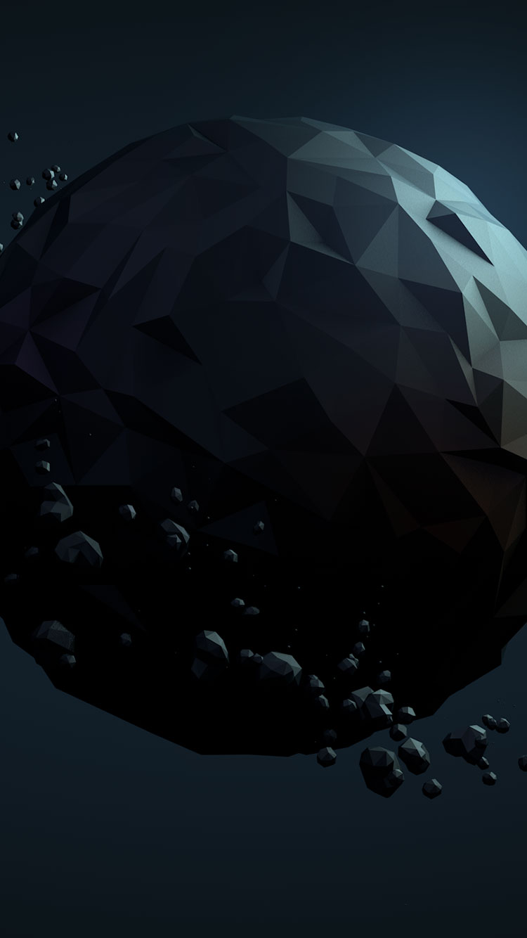Polygon iPhone Wallpaper 13